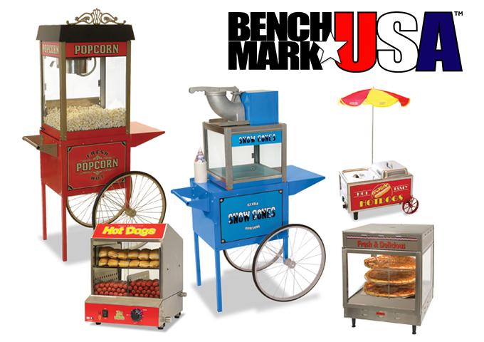 Winco Benchmark USA Equipment