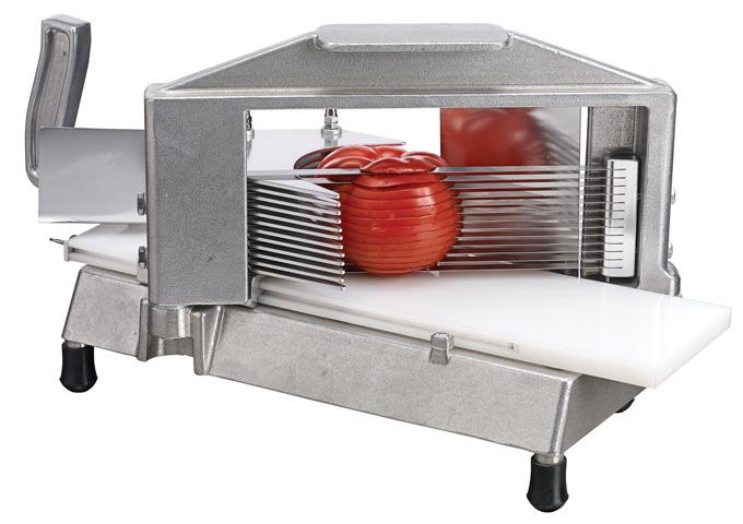 Countertop manual equipment