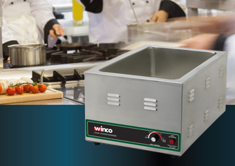Winco Countertop Equipment